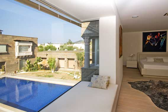 Casa dell 39 arte bodrum luxury inn meander travel services for Arte casa carrelage
